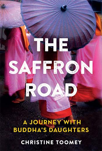 The Saffron Road front