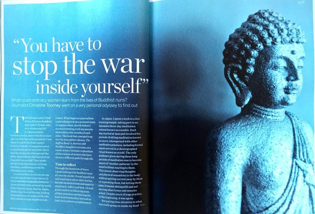 psychologies spread