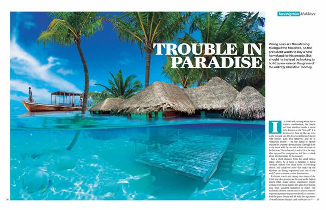 troubleparadise